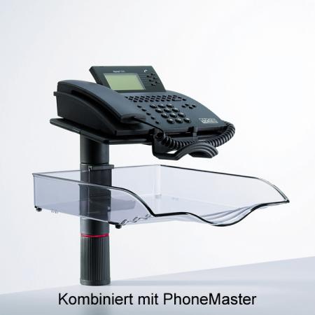 telefonhalter schreibtisch
