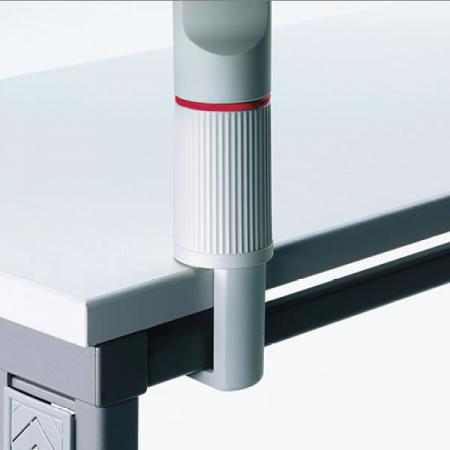 Novus Universalzwinge 1 Befestigung für dicke Schreibtische