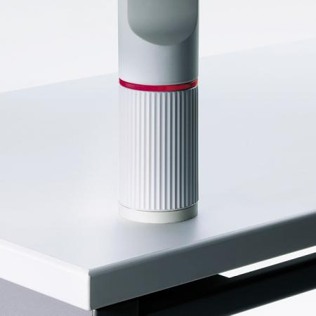 Novus Metallaufschraubplatte für Universalzwinge 1