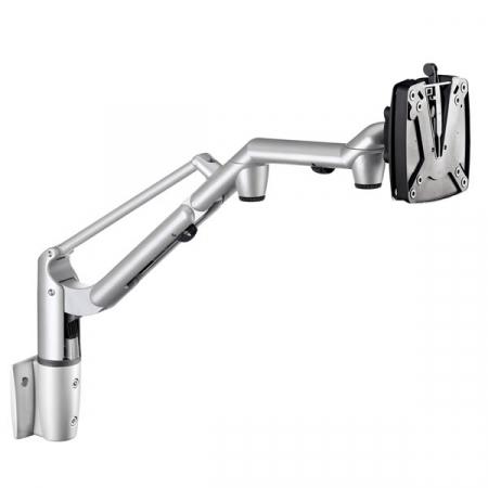 Novus Trennwand Monitorhalter SlatWall LiftTEC Arm3