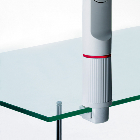 Unizwinge 1 8-64mm lichtgrau Kunststoffeinsatz für Glas