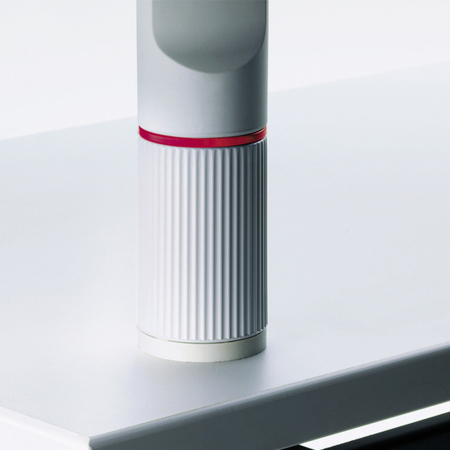 Novus Aufschraubplatte Stahlgewinde inkl. Griffhülse