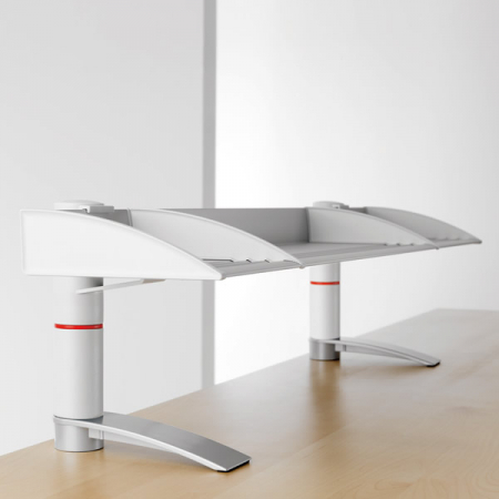 novus boardmaster 100 schreibtischablage mit standfu. Black Bedroom Furniture Sets. Home Design Ideas