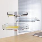 Novus CopySwinger III schwenkbare Schreibtisch Ablageschalen