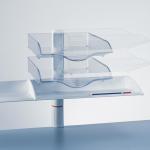 Novus CopySwinger II schwenkbare Schreibtisch Ablageschale
