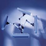 Novus Monitor Schwenkarm TSS Faltarm III XL Sonderlänge 900mm