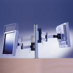 Novus Monitor Schwenkarm TSS Faltarm III XL Sonderlänge 700mm