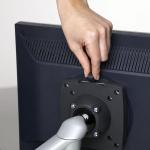 Novus Trennwand Monitorhalter SlatWall LM Arm 0-0-1