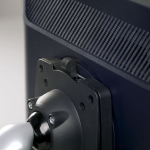 Novus Trennwand Monitorhalter SlatWall LiftTEC Arm2