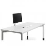 Novus MY one D Tischhalter Set mit Bohrschraubbefestigung