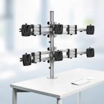 Novus Mehrplatzsystem-Set TSS Sextett Teleskop