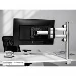 TSS Monitorhalter m.Teleskopführung Befestigung 75/100, Länge: 7
