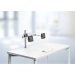 Novus My twin arm 2.0 Monitorhalter mit Systemzwinge